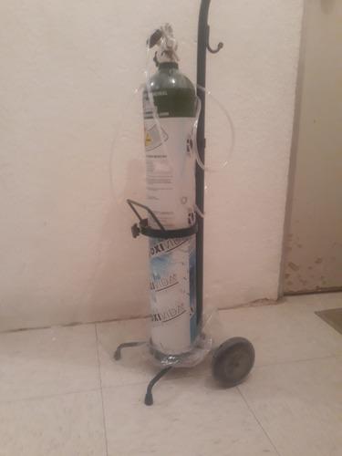 tanque de oxígeno portatil