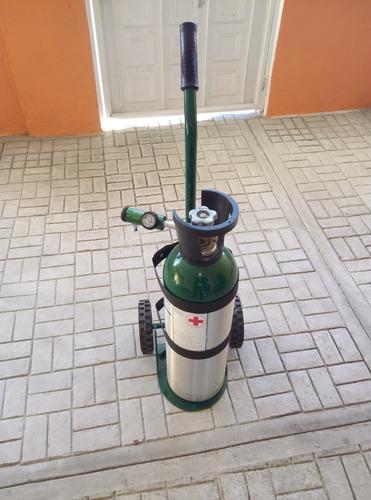 tanque de oxigeno portatil nuevo