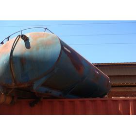 Tanque Em Aço Carbono 8000 Litros - 1089