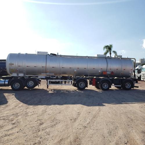 tanque em alumínio rhodoss 1+1+1 eixos 2013 vanderleia