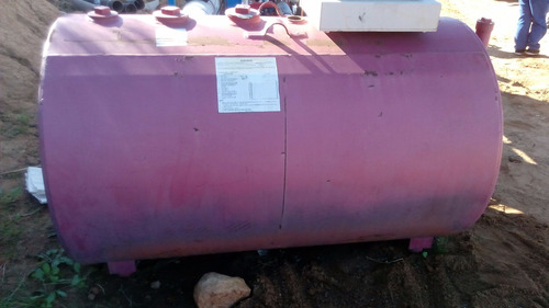tanque especial de doble pared de acero al carbon multiusos