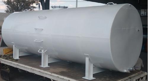 tanque estacionario acero 10000 litros 10m3