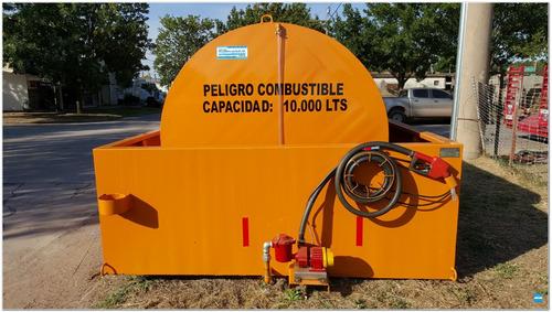 tanque estacionario para 10.000 lts. (tb1009)