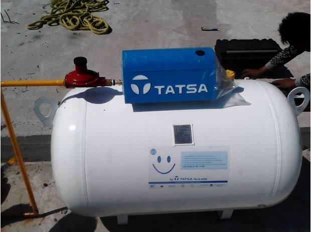 tanque estacionario para gas lp de 300 litros 4