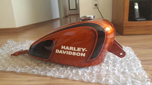 tanque harley-davidson para decoração