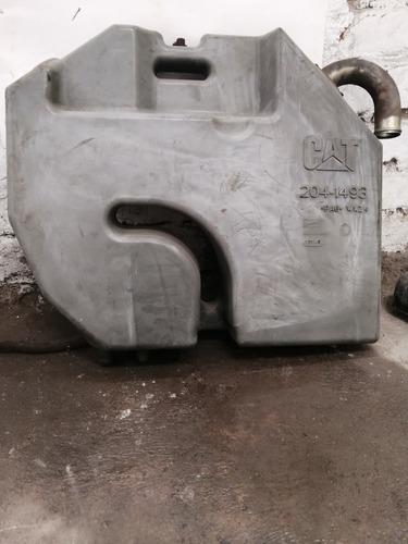 tanque hidráulico para minicargador