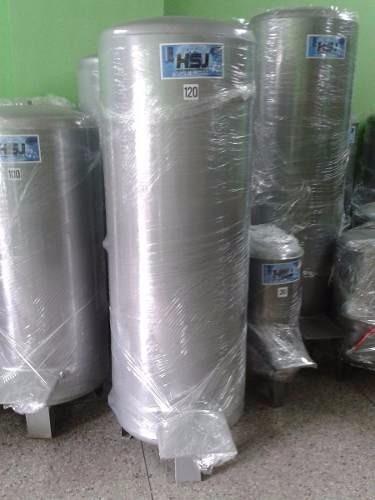 tanque hidroneumatico de 120 galones en lamina de 5 mm