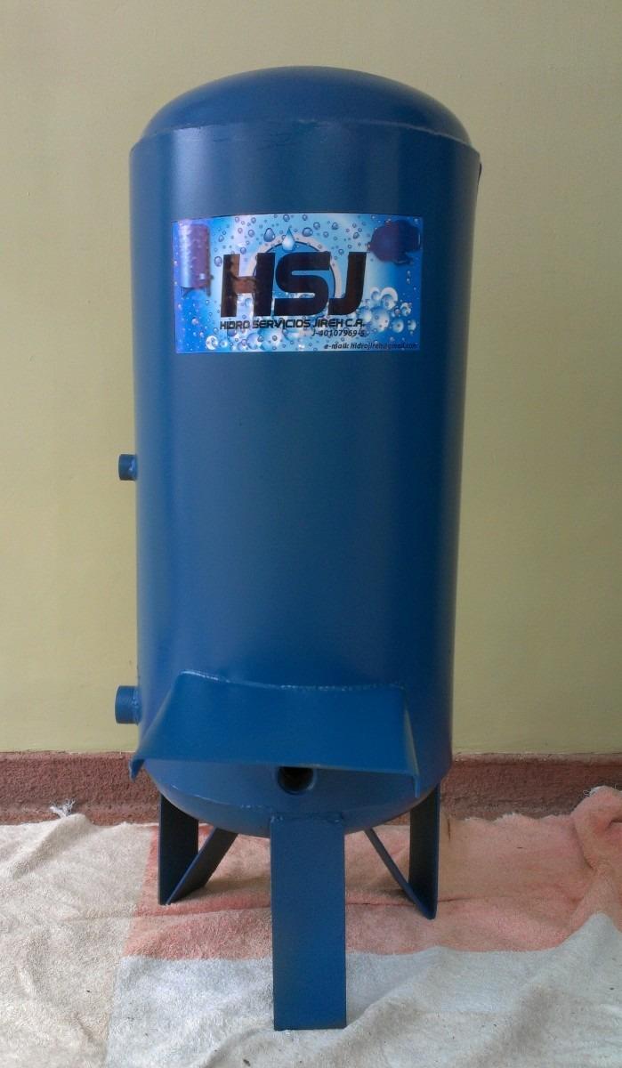 Tanque hidroneumatico de 20 galones lamina 3 mm bs 18 for Tanque hidroneumatico