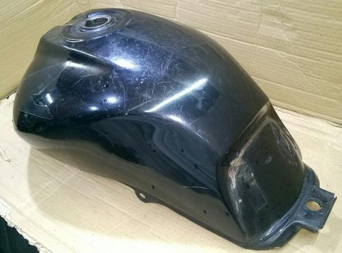 tanque honda titan cg 150 mix 2010/2012 preto