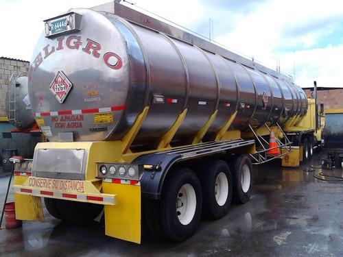 tanque inoxidable de 11.400 galones