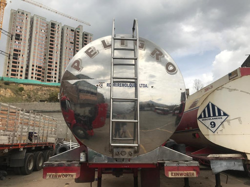 tanque inoxidable trailers