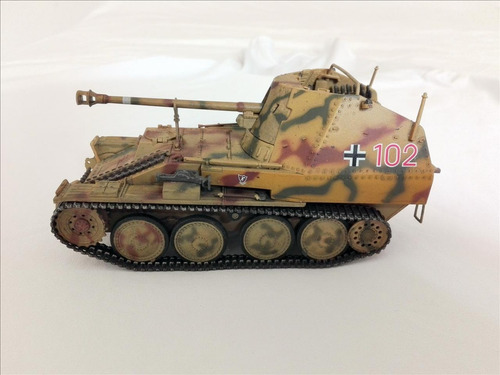 tanque marder iii ausf. m, escala 1/32