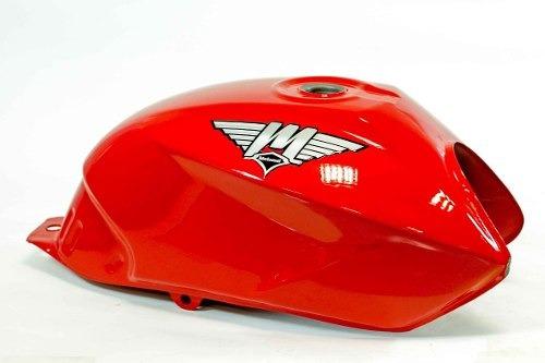tanque nafta rojo cg150-s2 motomel - cd
