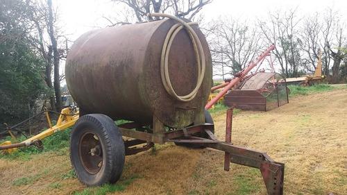 tanque para agua. no potable. 3000 litros