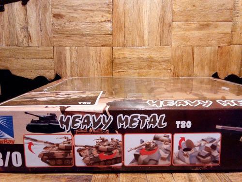tanque para armar t80 escala 1/32