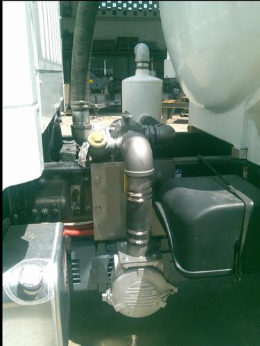 tanque para desazolve, séptico, presión y vacío 15000 lts