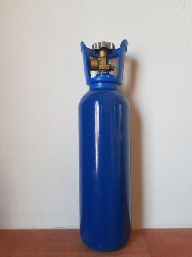 tanque para gas argón de 5 litros
