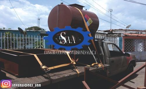 tanque para gas-oil capacidad 2.500 (litros)