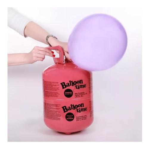tanque para globos fiestas
