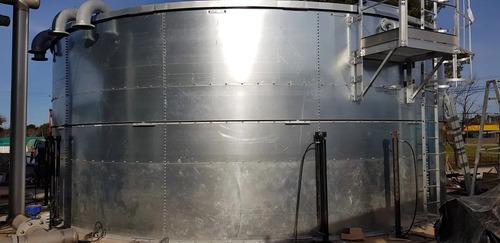 tanque para incendio