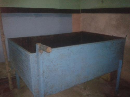 tanque para prueba de radiadores
