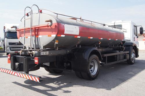 tanque pipa 10 mil litros para água, ano 2012