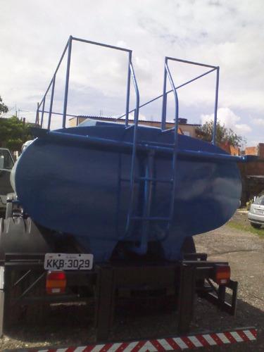 tanque  pipa agua  8, 10, 15 mil litros