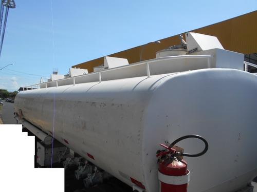 tanque pipa combústivel 2012 20.000litros 4 bocas