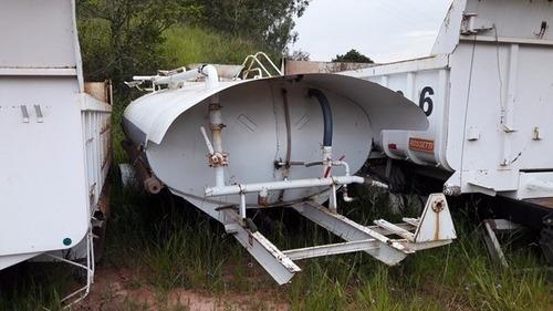 tanque pipa gascom (para caminhão toco 4x2)
