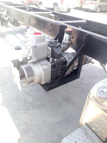 tanque pipa tipo vactor, desazolve, séptico, presión y vacío