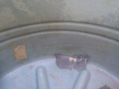 tanque plastico de agua soldadura reparacion y limpieza