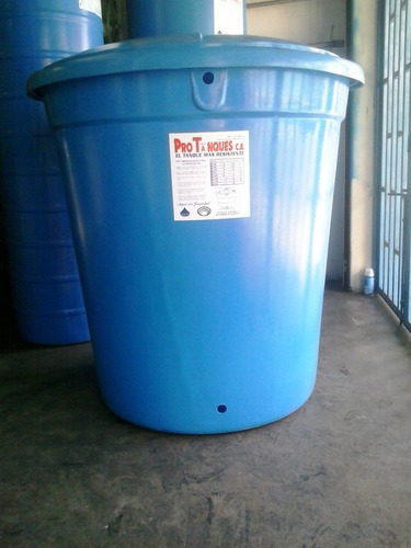 tanque plastico para agua 700 litros con su tapa nuevo