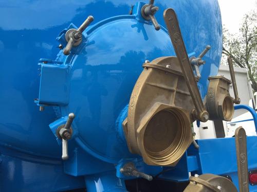 tanque p/lodos, tanque de presion y vacio- vaccum tank