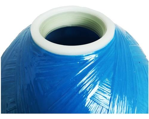 tanque polyglass 8x44 valvula manual +medio carbon hydraffin