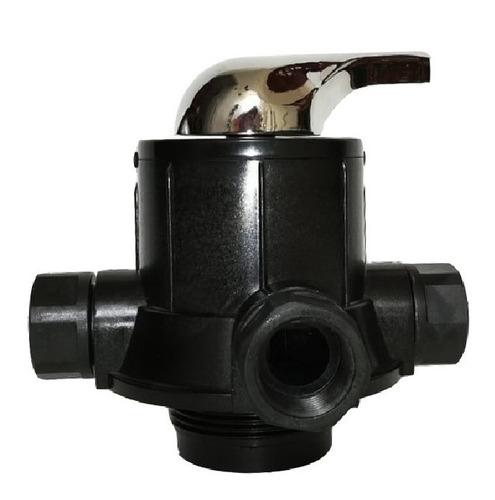 tanque polyglass 8x44 valvula manual + medio multimedio