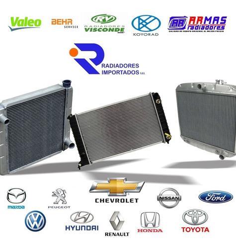 tanque radiador superior nissan d22 / frontier 3.0