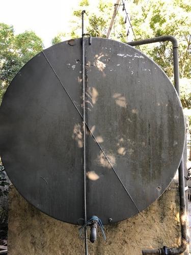 tanque reservatório de óleo 15 mil litros