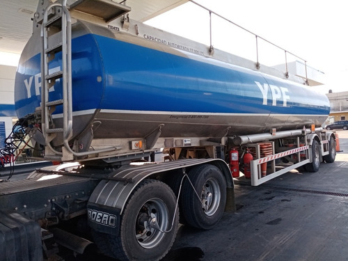 tanque semi remolque cisterna heil 37 lts 2011 6 cisternas