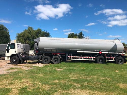 tanque semirremolque cisterna milei 34000 lts c/ventral heil