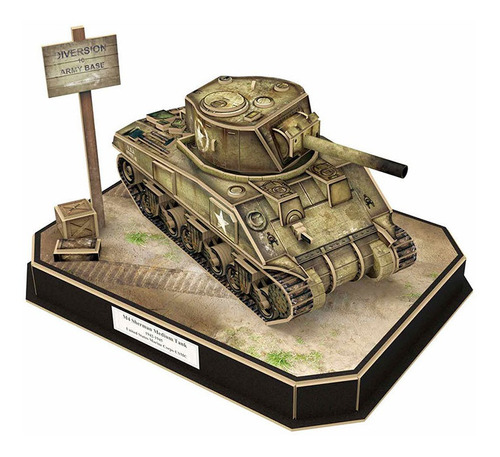 tanque sherman m4a4