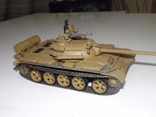 tanque t-55 ejercito peruano 1/35  maquetas modelismo peru
