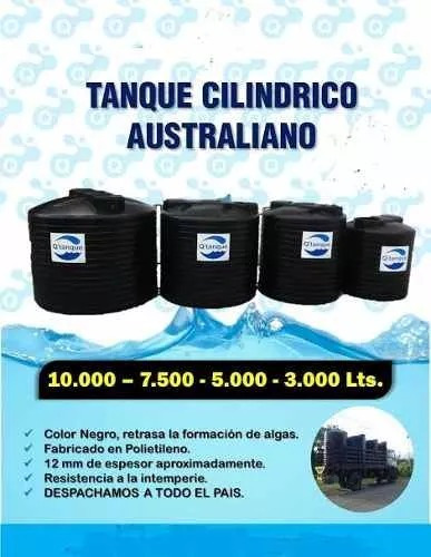 tanques 3000 litrs