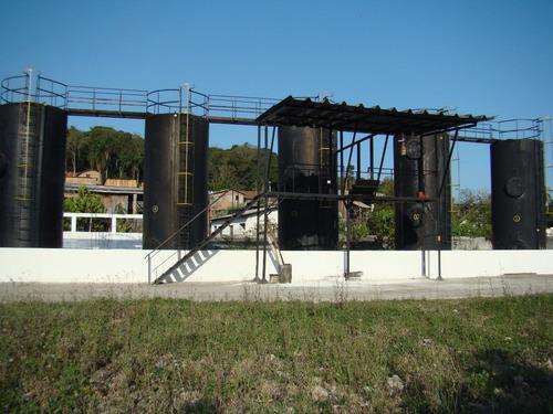 tanques aço carbono
