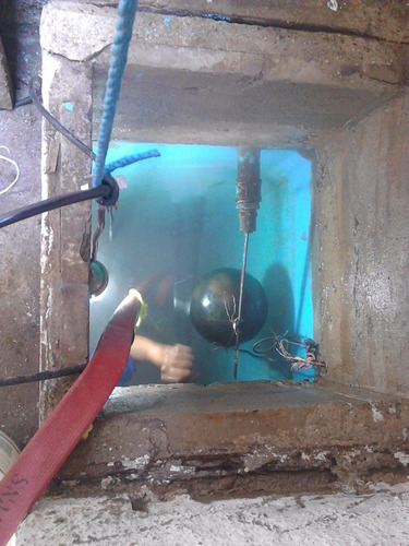 tanques agua limpieza