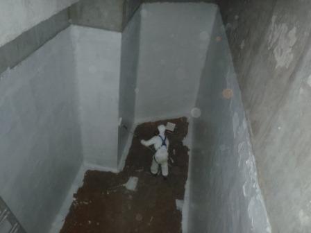 tanques agua limpieza mantenimiento