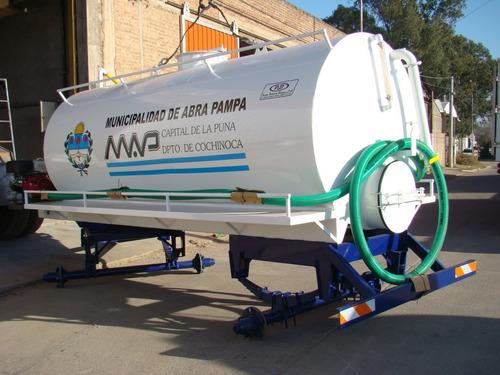 tanques atmosféricos sobre acoplado