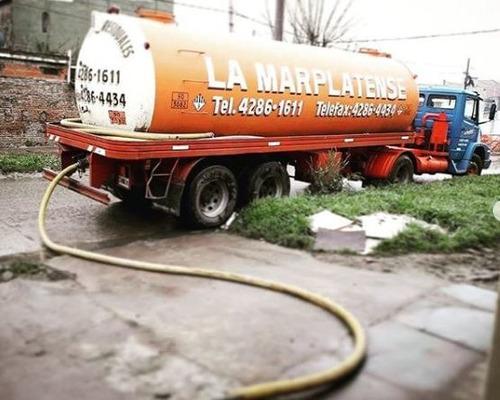 tanques atmosfericos,desagote cloacales residuos peligrosos