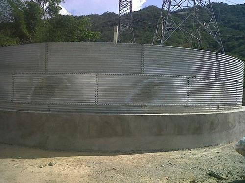 tanques australinos, silos, tanques de concreto, bombas