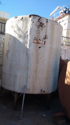 tanques de acero inox de 100 a 5000 gal de todas las medidas