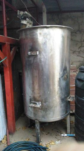 tanques de acero inoxidable